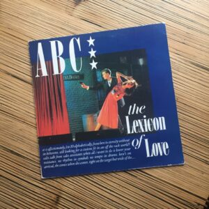 "ABC: ""The lexicon of love"" (1982)"