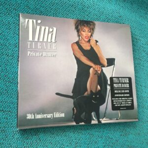 "Tina Turner: ""Private dancer"" (1984)"