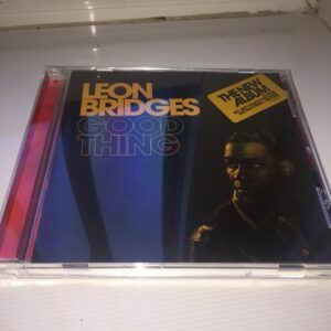 "Leon Bridges: ""Good thing"" (2018)"