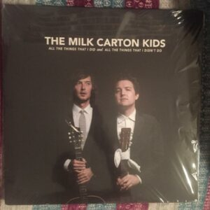"""The Milk Carton Kids: """"All the things that I did and all the things that I didn't do"""" (2018)"""