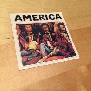 """America: """"America"""" (1972)"""