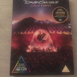 "David Gilmour: ""Live at Pompeii"" (2017)"
