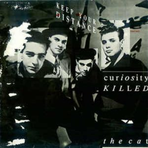 "Curiosity Killed The Cat: ""Keep your distance"" (1987)"