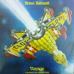 """Brian Bennett: """"Voyage"""" (1978)"""