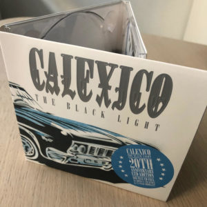 "Calexico: ""The black light"" (1998)"