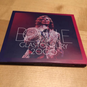 "David Bowie: ""Glastonbury 2000"" (2018)"