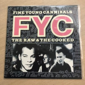 "Fine Young Cannibals: ""The raw & the cooked"" (1988)"