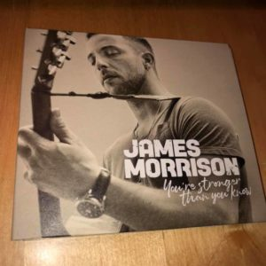 "James Morrison: ""You're stronger than you know"" (2019)"