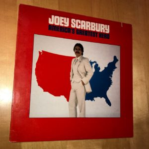 "Joey Scarbury: ""America's greatest hero"" (1980)"