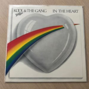 "Kool & the Gang: ""In the heart"" (1983)"