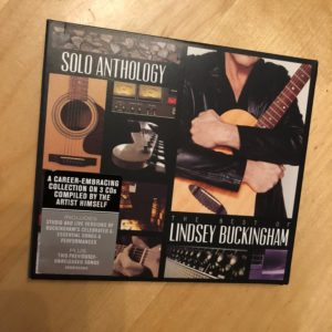 "Lindsey Buckingham: ""Solo anthology"" (2018)"