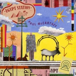 "Paul McCartney: ""Egypt station"" (2018)"
