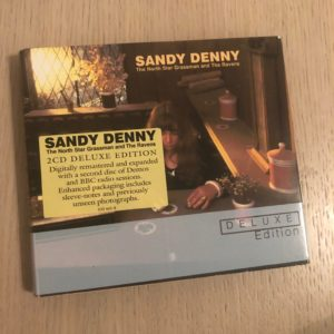 "Sandy Denny: ""The north star grassman and the ravens"" (1971)"