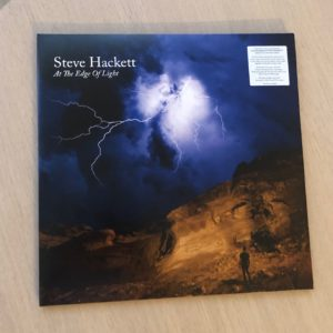 "Steve Hackett: ""At the edge of light"" (2019)"