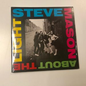 "Steve Mason: ""About the light"" (2019)"