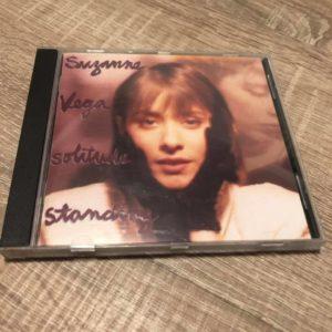 """Suzanne Vega: """"Solitude standing"""" (1987)"""