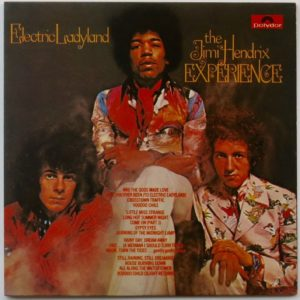 "The Jimi Hendrix Experience: ""Electric ladyland"" (1968, reedición 2018)"