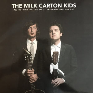 "The Milk Carton Kids: ""All the things that I did and all the things that I didn't do"" (2018)"