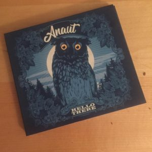 "Anaut: ""Hello there"" (2018)"