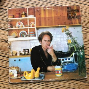 "Art Garfunkel: ""Fate for breakfast"" (1979)"