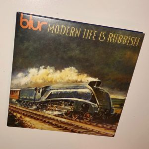 "Blur: ""Modern life is rubbish"" (1993)"
