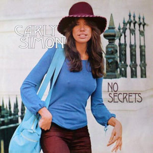 "Carly Simon: ""No secrets"" (1972)"