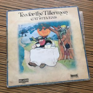 "Cat Stevens: ""Tea for the tillerman"" (1970)"
