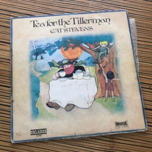 """Cat Stevens: """"Tea for the tillerman"""" (1970)"""