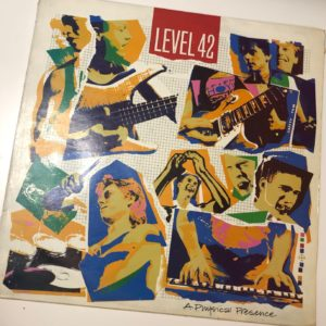 "Level 42: ""A physical presence"" (1985)"