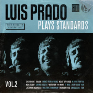"Luis Prado: ""Plays standards, vol. 2"" (2018)"