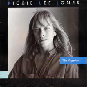 "Rickie Lee Jones: ""The magazine"" (1984)"