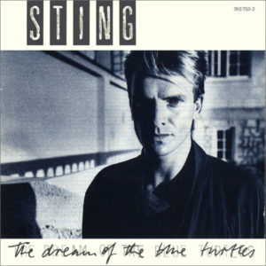 "Sting: ""The dream of the blue turtles"" (1985)"