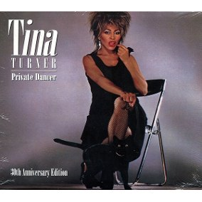 "Tina Turner: ""Prívate dancer"" (1984)"