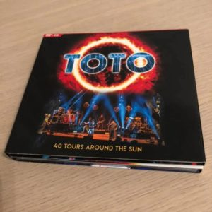 "Toto: ""40 tours around the sun"" (2019)"