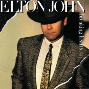 "Elton John: ""Breaking hearts"" (1984)"
