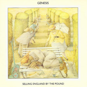 "Genesis: ""Selling England by the pound"" (1973)"