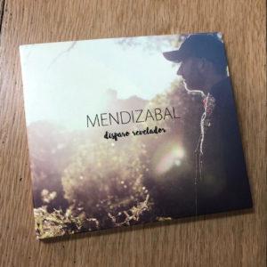 "Mendizábal: ""Disparo revelador"" (2019)"
