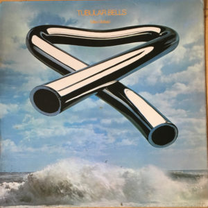 "Mike Oldfield: ""Tubular bells"" (1973)"