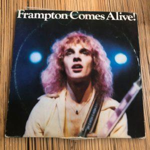 "Peter Frampton: ""Frampton comes alive"" (1976)"