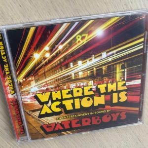 "The Waterboys: ""Where the action is"" (2019)"