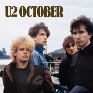 """U2: """"October"""" (1981)"""