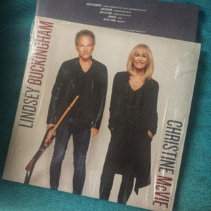 """Lindsey Buckingham & Christine McVie"" (2017)"