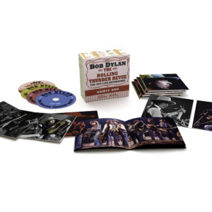 "Bob Dylan: ""The Rolling Thunder Revue – The 1975 live recordings"" (1975-2019)"