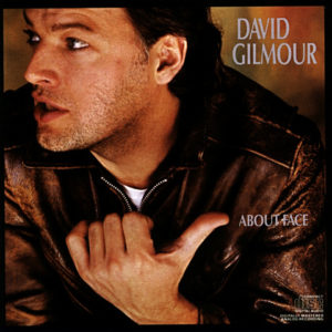 "David Gilmour: ""About face"" (1984)"
