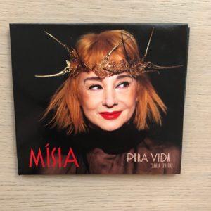 """Mísia: """"Pura vida (Banda sonora)"""" (2019)"""