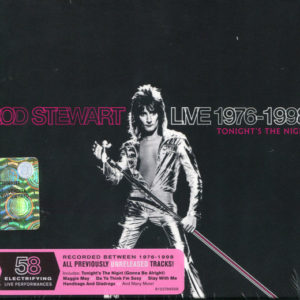 """Rod Stewart: """"Live 1976-1998"""" (2014)"""