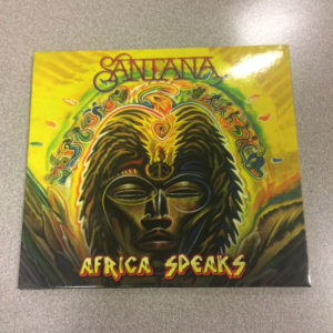 "Santana: ""Africa speaks"" (2019)"