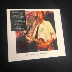 "Paul McCartney: ""Amoeba gig"" (2007/2019)"