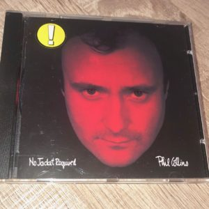 """Phil Collins: """"No jacket required"""" (1985)"""
