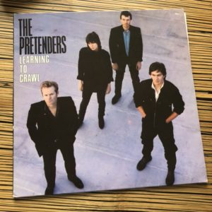 "The Pretenders: ""Learning to crawl"" (1984)"